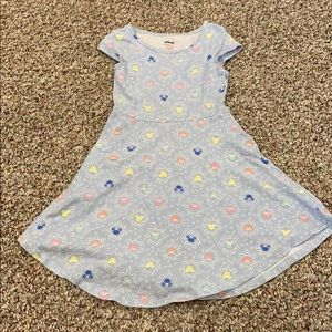 Minnie Mouse skater dress